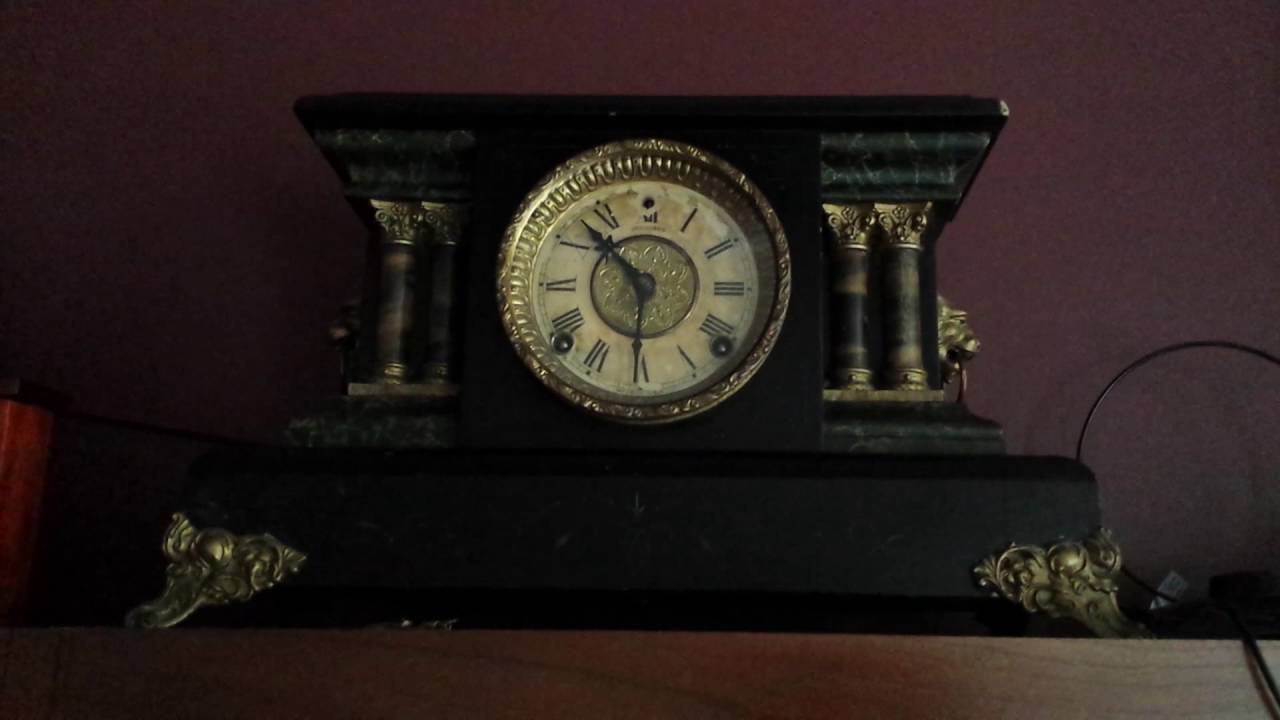 Dating sessions mantle clock