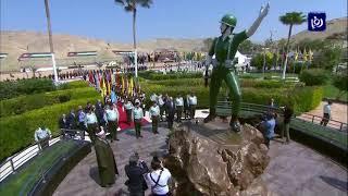 جلالة الملك يرعى احتفال الجيش بذكرى الكرامة (21-3-2019)