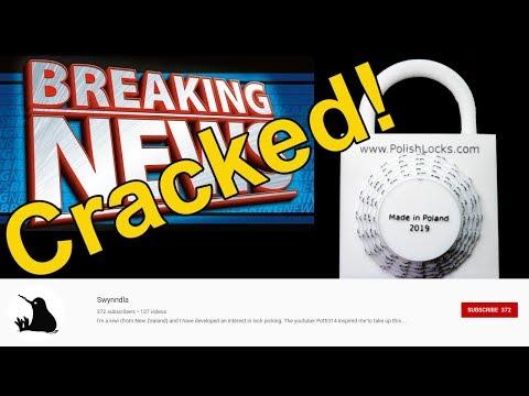 [282] Lock Sport Update   Uncrackable Polish Lock Defeated!