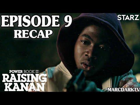 Download POWER BOOK III: RAISING KANAN EPISODE 9 RECAP!!!