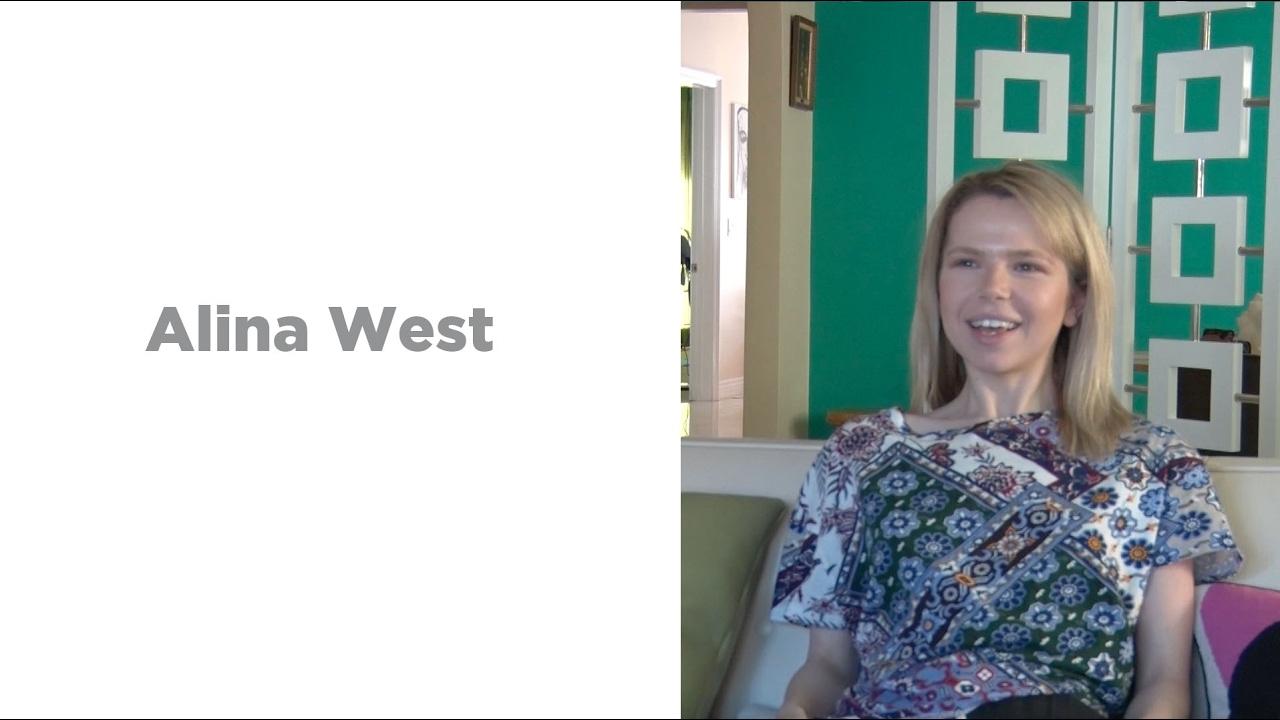 alina west video