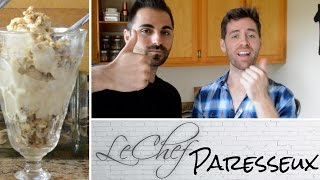 Ice Cream & Granola: Paleo! With Guest Andy Steinhauser On Le Chef Paresseux Ep. 34