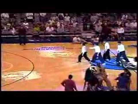 Tony Jaa Halftime Show