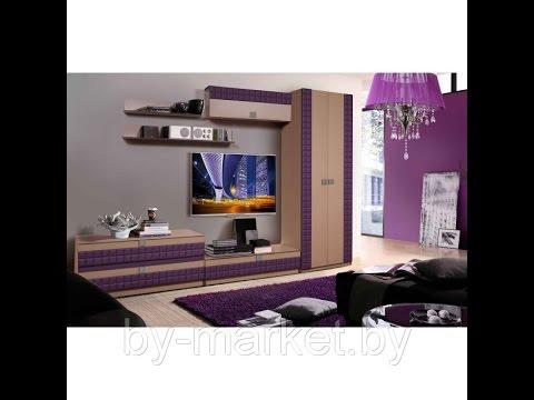 Гостиная Адель в Минске от Калинковичского мебельного комбината