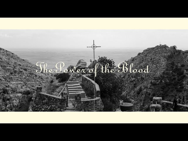 The Power of the Blood  (Official Audio) - Sean Feucht | WILD