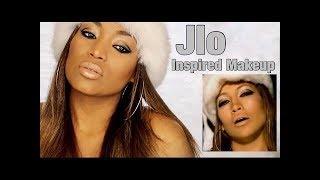 Jennifer Lopez Makeup Tutorial