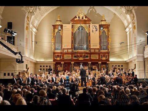 Soyoung Yoon plays Wieniawski: Violin Concerto No. 1 in F sharp minor Op. 14