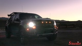 2013 Ford F-150 SVT Raptor Truck Review