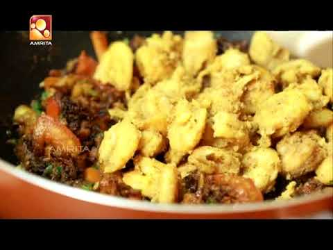 Tasty Days In Dubai With Annie | Idiyappam Prawns Biryani Recipe | Ep :4