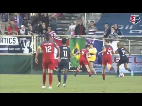 Highlights: North Carolina Courage beat Portland Thorns FC 1-0
