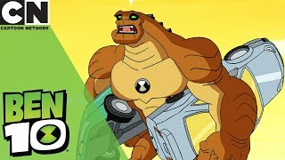 Ben 10 | Humungasaur Helps Reduce Traffic | Cartoon Network UK