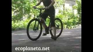 Как научится кататься на велосипеде за 2 часа (урок №2)(Это видео пособие поможет с лёгкостью освоить езду на велосипеде за несколько часов, не зависимо от возраст..., 2015-02-09T21:22:14.000Z)
