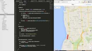 [OUTDATED] Ionic 2: How to Use Google Maps & Geolocation