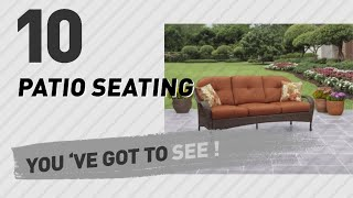 Better Homes & Gardens Patio Seating // New & Popular 2017