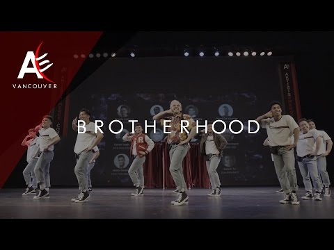Brotherhood |  Showcase  |  Artists Emerge 2017