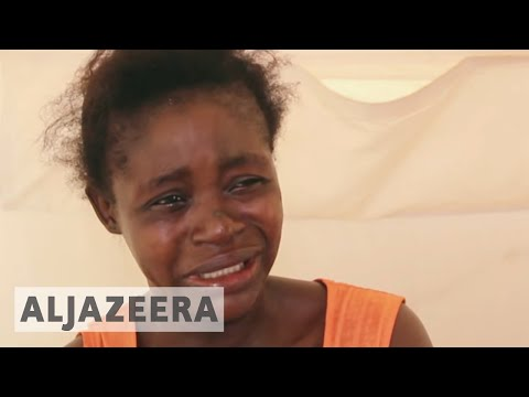 Camps shut down for Sierra Leone's mudslide survivors