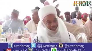 IBB Daughter's Marriage: Tinubu, Jonathan, Akpabio, Daniels & Big Politicians Attend