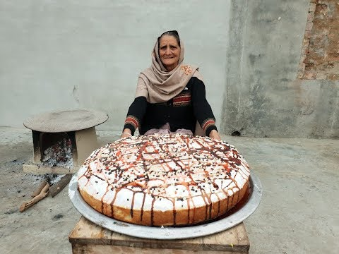 Christmas Cake Recipe Prepared by My Granny | Cake Recipe | Cake Recipe Without Oven | eggless cake