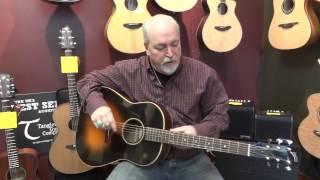Northwest Guitars: Haxton HJ-45
