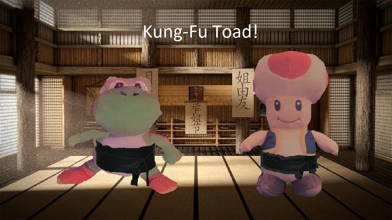 Lucas Soares: Kung-Fu Toad! - YouTube