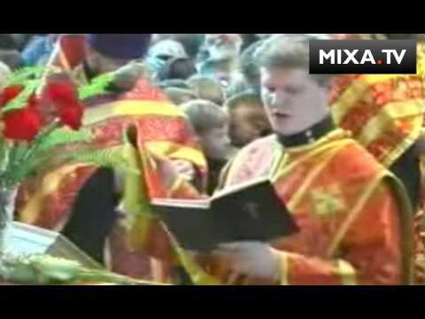 РПЦ приревновала Медведева =mixa.tv=