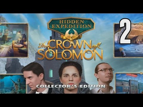 Hidden Expedition 7: The Crown of Solomon CE [02] w/YourGibs, Arglefumph - DEATH IN ISTANBUL