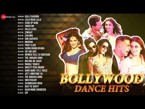 Bollywood Dance Hits - Kala Chashma, Tareefan, Makhna, Hook Up Song, Pallo Latke, Zingaat & More