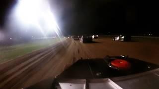 Ray Cox Jr. @ Jackson County Speedway 8/22/15