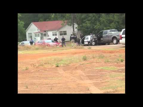 SWAT Standoff Tyler, Texas