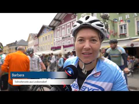 5-Seen-Radmarathon 2018 in Mondsee