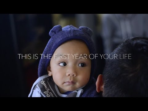 this is the first year of your life
