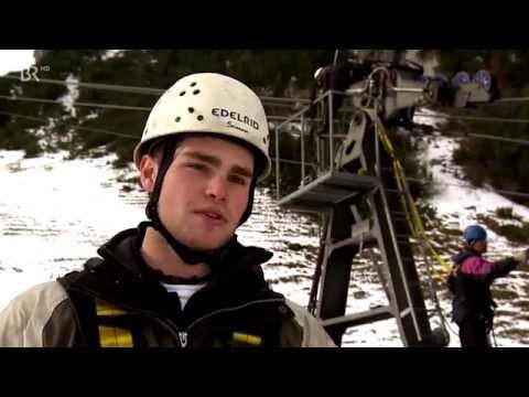 Auf höchstem Niveau -- Ausbildung rund um die Zugspitze