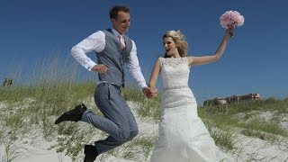 Destination Wedding on Clearwater Beach (Avalon St)