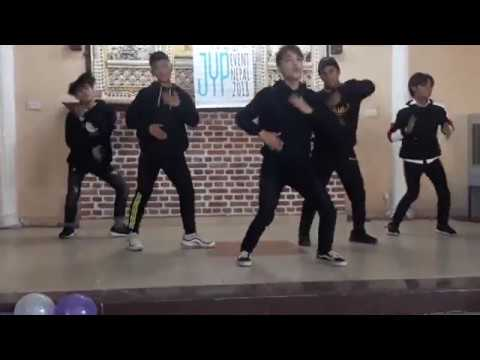 [JYP Event Nepal 2018]Performance By SYNERGY