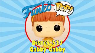 Toy Story 4 Gabby Gabby Funko Pop unboxing (Disney 527)