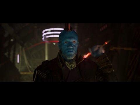 Guardians Of The Galaxy VOL.2 | Yondu's Arrow Killing Scene HD 1080p