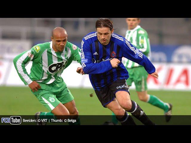 2005-2006 - Jupiler Pro League - 31. La Louvière - Club Brugge 0-1
