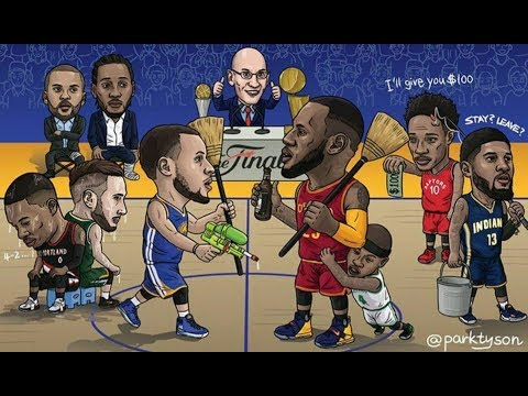 Cleveland Cavaliers Vs Golden State Warriors Game 5 Full