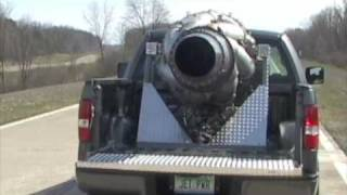 F-150 Jet Truck