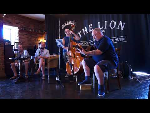 All of Me - Swingologie  (Live at The Lion Inn, Nottingham)