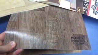 Линолеум Juteks Planeta(Ютекс представляет новую коллекцию бытового линолеума для дома Juteks Planeta. Его отличительная черта это непло..., 2016-01-27T16:02:25.000Z)