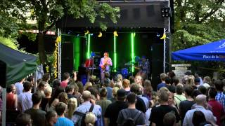 Horst Hansen Trio - Velue Verrue (live at Al Banana Festival 2012)