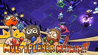 Multiplayer Mayhem Season 3!! - Super Dungeon Bros.