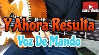 Video Como Tocar en Bajo Quinto Y AHORA RESULTA De Voz de Mando download MP3, 3GP, MP4, WEBM, AVI, FLV Agustus 2018