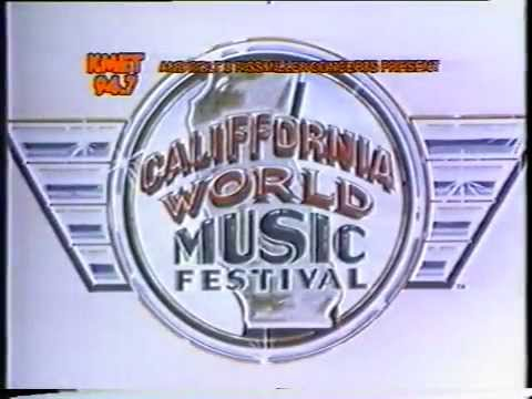 California World Musical Festival 1979 Commercia # 1