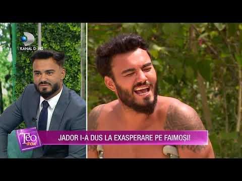 Teo Show (26.04.2021) - EXCLUSIV | Jador, primele reactii ca a revazut momentele de la Survivor!