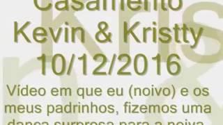 Dança do Noivo e Padrinhos - Surpresa para a Noiva - Anitta, Bruno Mars, Michael Jackson...