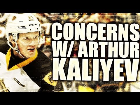Concerns I Have With Arthur Kaliyev - Hamilton Bulldogs AMAZING GOAL SCORER @ 2019 NHL Entry Draft