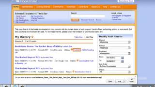 How Do I Download Bookshare Books Using Microsoft Windows 7 and Internet Explorer