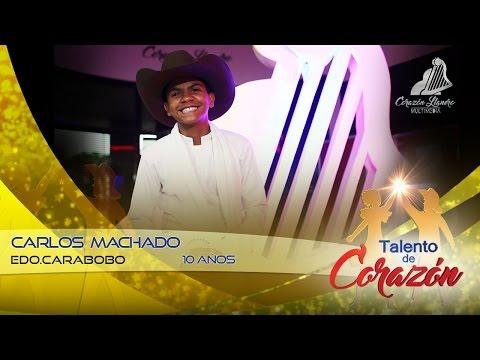 Quinta Gran Gala de Talento de Corazón CARLOS MACHADO